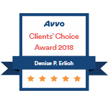 Denise Erlich Avvo clients choice